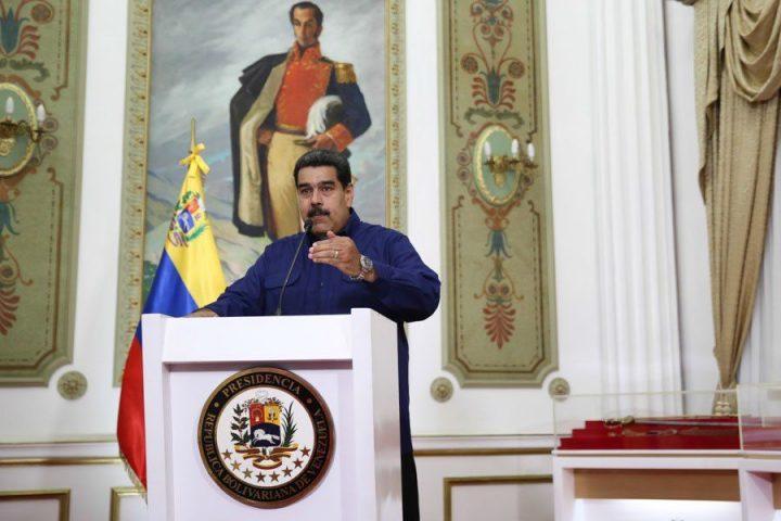 Venezuela: Maduro denuncia el atentado a la red eléctrica nacional