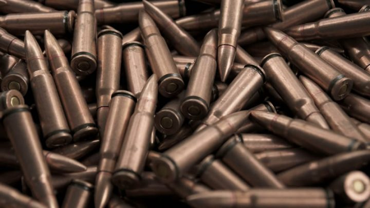 U.S. Exports More and More Bullets