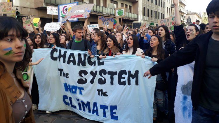 cambia sistema non clima