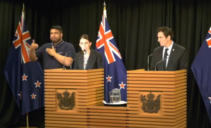 Proibiscono le armi semiautomatiche in Nuova Zelanda