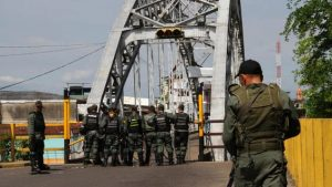 Venezuela: Romain Mingus, un testimone alla frontiera
