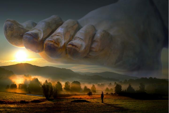 Wann der Mensch sich strafende Götter schuf