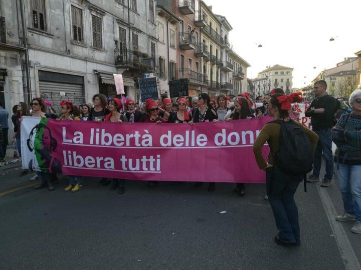 """Elly Schlein: """"Dalle strade di Verona la risposta più bella all'oscurantismo del WCF, per una società più aperta ed inclusiva"""""""