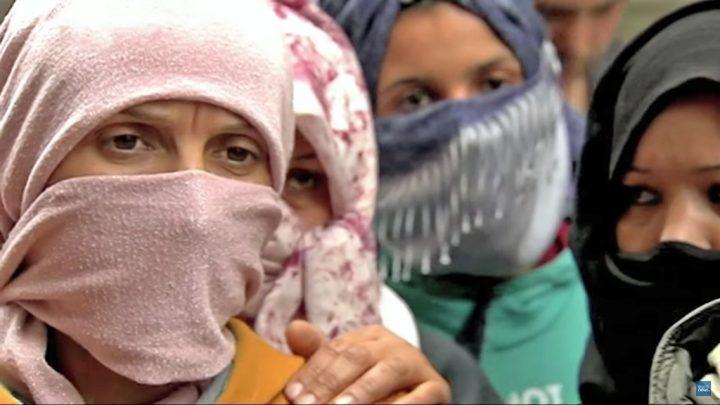 Vuelven las jornaleras marroquíes de la fresa
