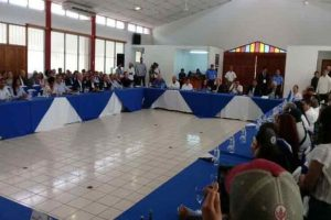Nicaragua, los caminos de la paz sobre la mesa de negociaciones
