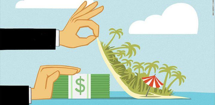 Banca de élite a sus expensas: Cómo se utilizan los paraísos fiscales secretos para robarle su dinero