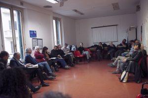Florencia: la red entre activistas y periodistas avanza y realiza propuestas
