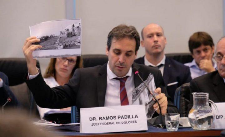 Juez argentino denuncia extorsión de servicios de inteligencia ilegales