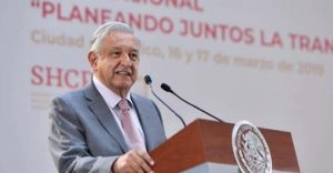 """Μεξικό – Πρόεδρος AMLO: """"ανακοινώνουμε επισήμως το τέλος της νεοφιλελεύθερης πολιτικής"""""""