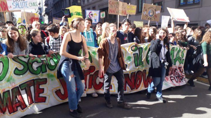 Fridays For Future deve organizzarsi, non venir organizzato