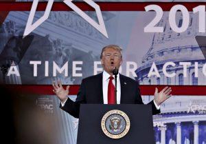 Appaiono crepe nello scudo repubblicano di Trump