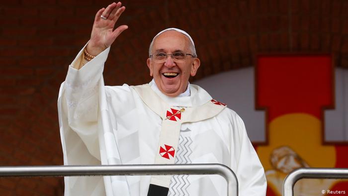 ¿Será el Papa Francisco garante de la supervivencia de la Patria Palestina?