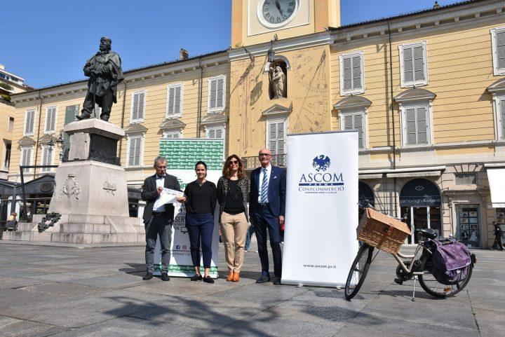 Parma: Bike to Shop, sconti se fai shopping in bici