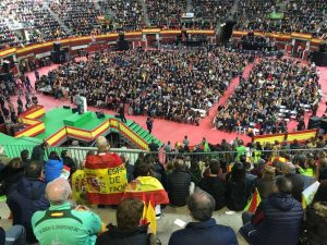 The extreme right international movement gets ready to fight its next battle in Spain