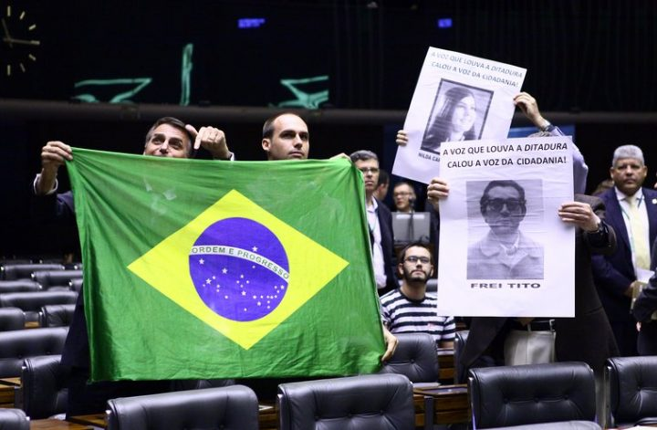 #NeverForget Brazil mustn't forgive the crimes of the dictatorship