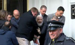 Vergonzoso silencio en torno al calvario de Julian Assange