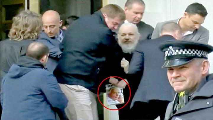 Arresto de Assange despierta interés en el libro de Gore Vidal