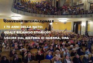 Desde Florencia el renacimiento del movimiento de paz de masas: Ouverture