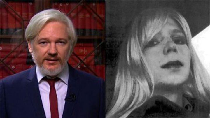 La IALANA exige la liberación inmediata de Chelsea Manning y Julian Assange