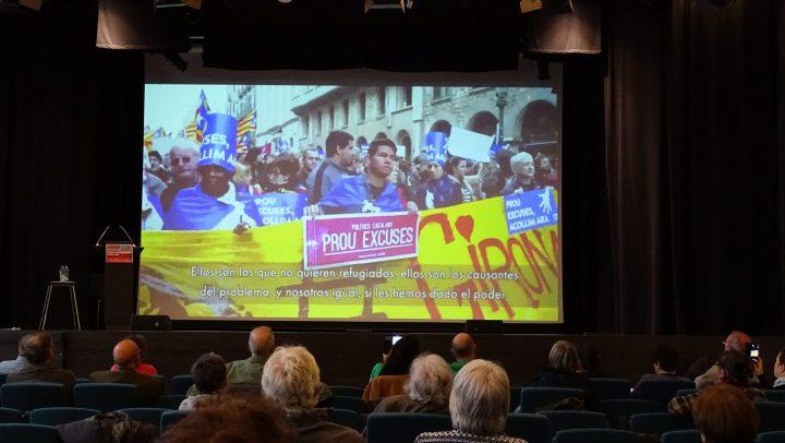 3as Jornadas de Pressenza-Barcelona: Medios de comunicación
