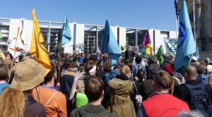 Extintion Rebellion Germany: «La esperanza muere – comienza la acción»