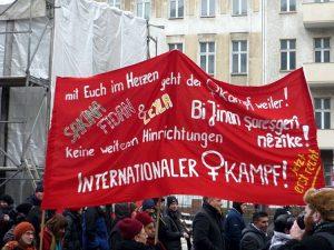 Frauenstreik – Frontverwandtschaften