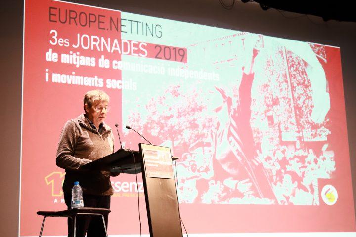 3as Jornadas de Pressenza-Barcelona: Presentación y primera charla