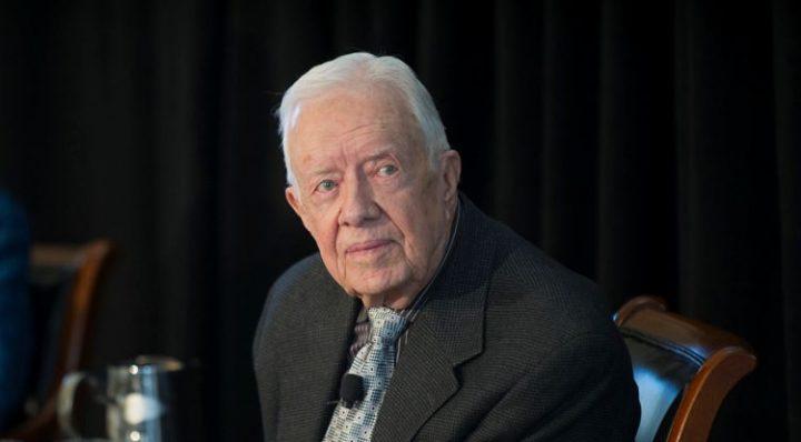 Jimmy Carter rät in Infrastruktur statt in Krieg zu investieren