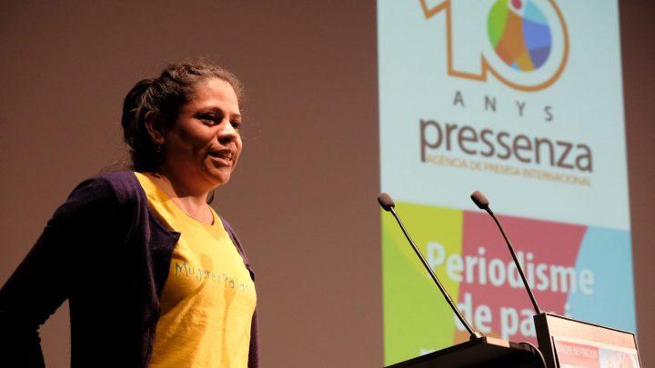 3es Jornades de Pressenza-Barcelona: cançó de cloenda