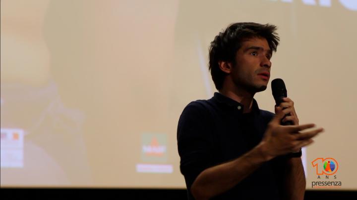 Juan Branco: Violenza politica e Gilet Gialli