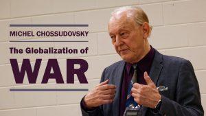 """Michel Chossudovsky: """"with NATO from welfare al warfare"""""""