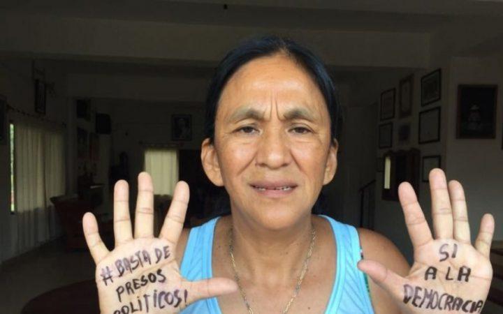 Nouvelle étape dans la persécution judiciaire de Milagro Sala