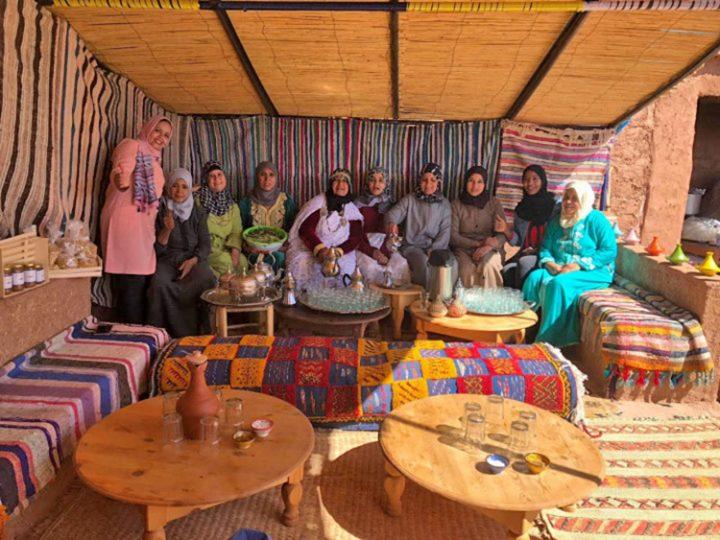Un reducto feminista en el mundo bereber