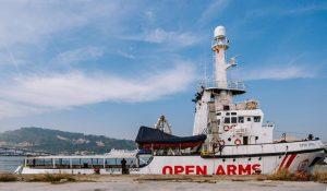 """""""Porte aperte"""" sull'Open Arms: a Napoli una settimana di incontri con la cittadinanza e le associazioni del territorio"""