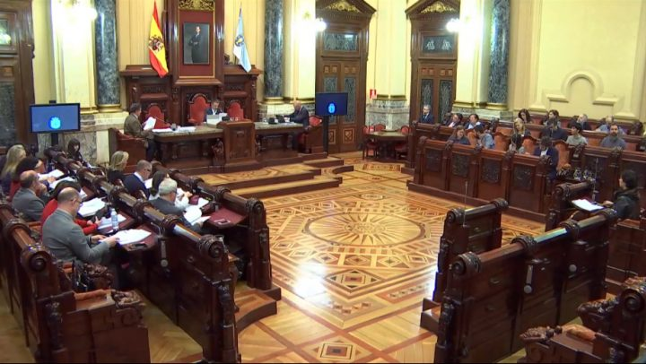 Il Consiglio Comunale di A Coruña aderisce alla Marcia Mondiale per la Pace e la Nonviolenza