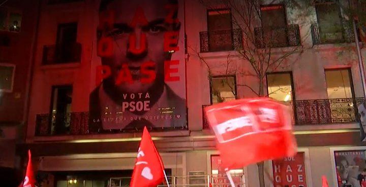 Eleccions generals: Espanya diu NO a la dreta
