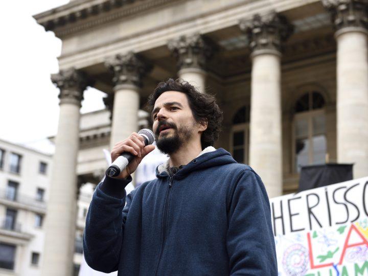 Intervention de Pablo Servigne, chercheur indépendant, à l'occasion de la Déclaration de rébellion contre l'anéantissement du vivant