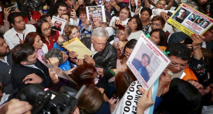 Recursos sin límite en México para buscar desaparecidos