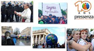 [10 años de Pressenza – Burdeos] Exposición fotográfica y presentación de debates