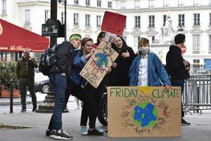[Francia] Encuentro de jóvenes por el cambio climático en la Asamblea Nacional