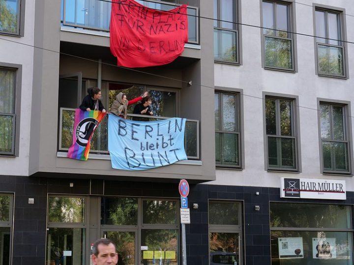 ReachOut erstattet Strafanzeige gegen das des Berliner Landeskriminalamtes