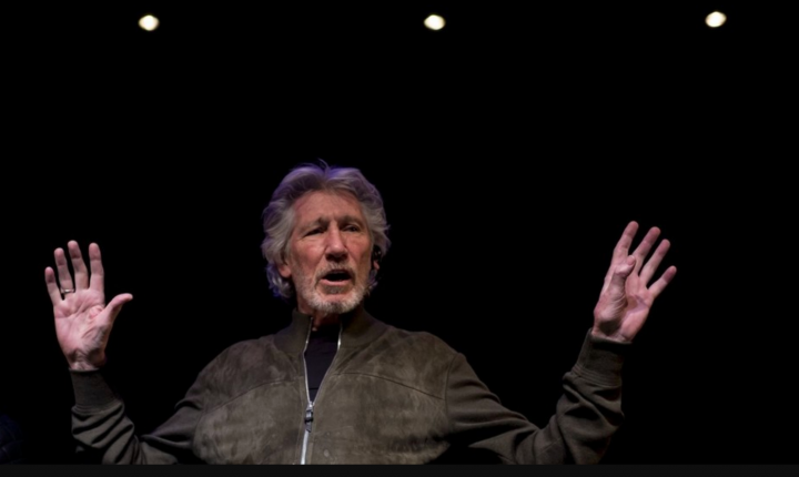 Roger Waters says 'the coup' in Venezuela has failed