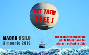 Roma: Set them free! Rendiamo il possibile reale