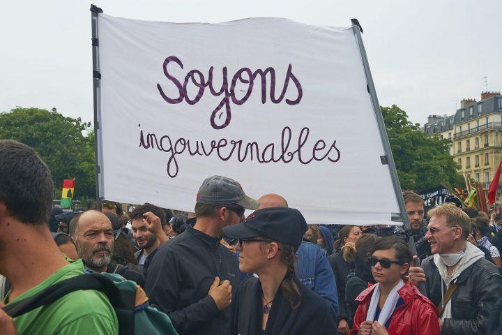 Soyons Ingouvernables ! : Exposition photo itinérante Pressenza