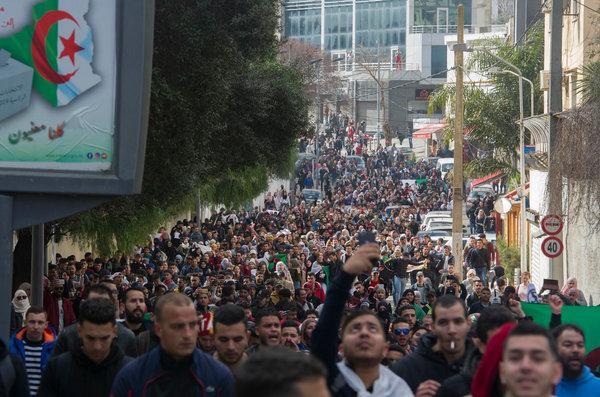 Argelia: El largo adiós