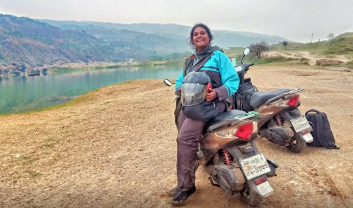 Essas mulheres viajam de motocicleta por Bangladesh para falar sobre empoderamento feminino