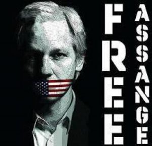 La detención de Assange es un grave retroceso para la libertad de expresión e información en el mundo