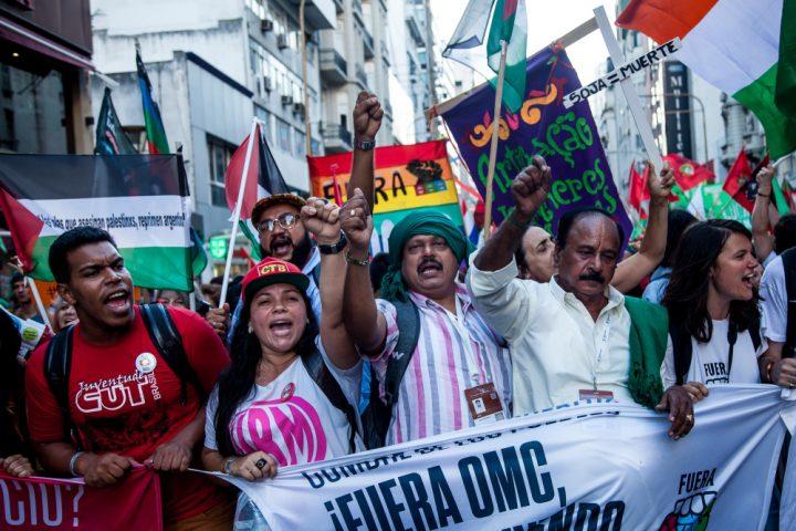 Organizaciones de la sociedad civil entregan Carta contra establecimiento de normas sobre comercio electrónico en la Organización Mundial del Comercio (OMC)