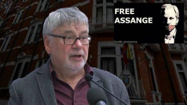 Assange droht die Todesstrafe