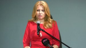 Slovakia: Environmentalist becomes first female President